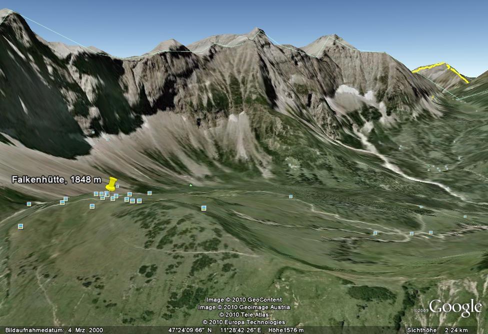 Tag 2: Von der Falkenhütte zum Karwendelhaus