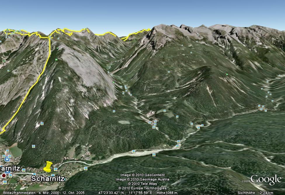 Tag 3: Vom Karwendelhaus nach Scharnitz