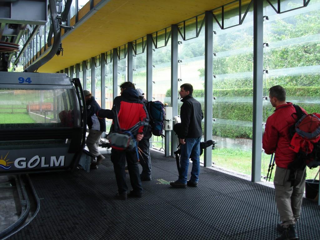 Die Golmerbahn in Vandanz